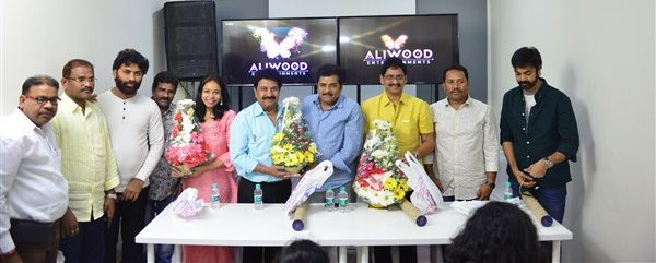 Comedian ALI producing web series