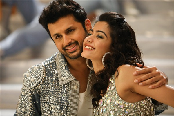 Whattey Whayyey Song Out From Bheeshma Moviemanthra